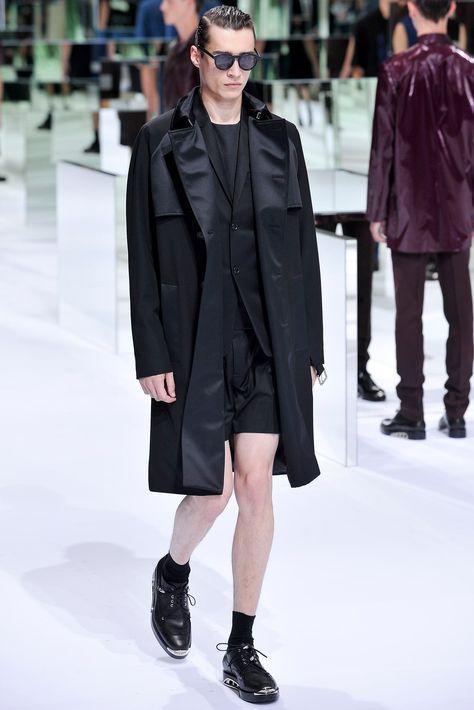 Dior Homme Spring 2014 Menswear Fashion Show