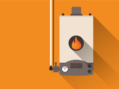 Maintenance Page Illustration Heating Air Conditioning Good Things