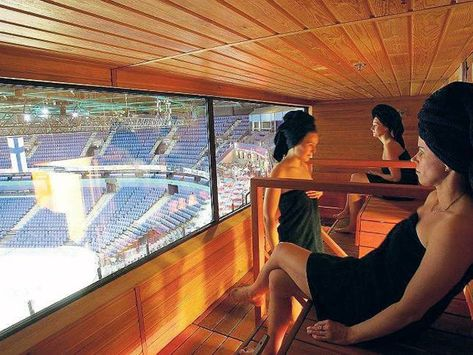 Luxury suites in sports stadiums are not the sole domain of - ehemaligen thermalbadern modernen jacuzzi