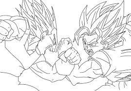 Resultado De Imagen Para Imagenes De Goku Vs Bills Blanco Y Negro