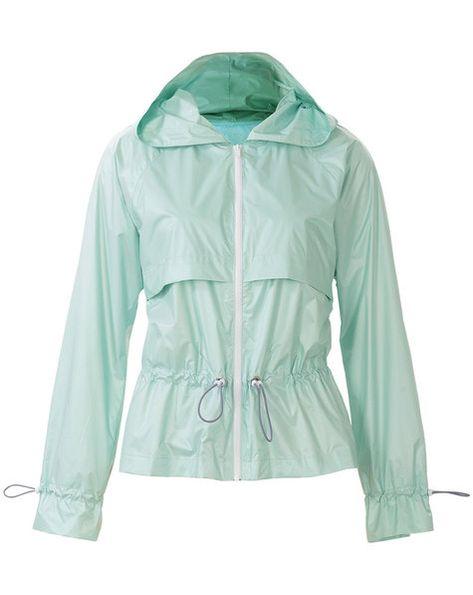 Nylon Jacket 02/2019 #110 – Sewing Patterns | BurdaStyle.com