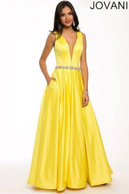 Vestidos De Gala Maravillosas Tendencias En Outfits 101 Vestidos De Moda 2018 2019 Vestidos De Gala Vestidos De Moda Vestidos Amarillos Largos