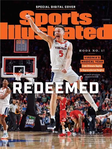Uva Win Special Digital Cover With Images Sports Illustrated