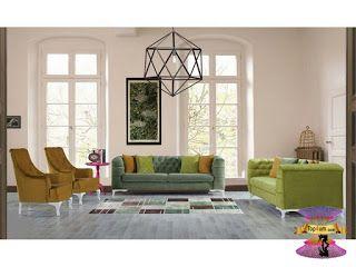 الوان وانواع قماش انتريهات 2021 واسعارها المختلفة وجودتها والاكثر استخدام فى تنجيد الأنتريهات Furniture Design Furniture Home Decor