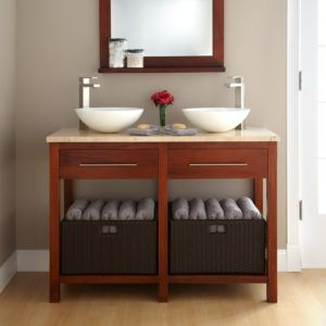 Small Two Sink Vanity Small Bathroom Vanities Small Double Sink