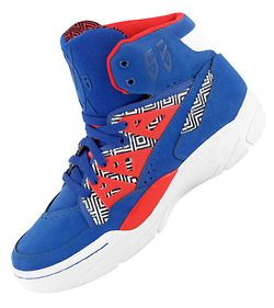 timeless design d5a9b 59c7e Adidas Mutombo - OG   Royal Red Colorway