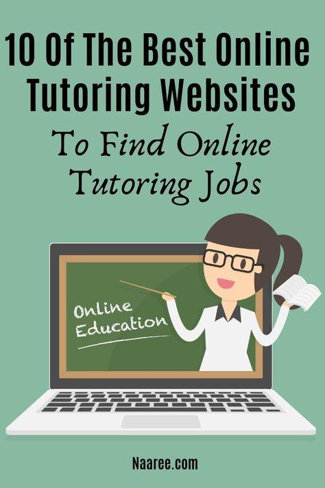 12 Best Online Tutoring Websites For Online Tutoring Jobs At Home