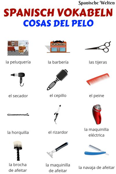 Friseurin Englisch