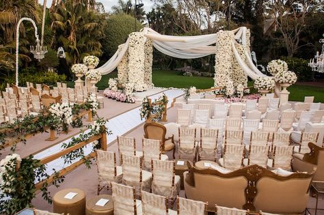 Bachelor Wedding- Sean & Catherine Lowe with Mindy Weiss on Revelry Event Designers