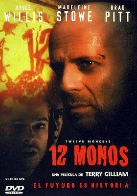 12 Monos Doce Monos Online 1995 Peliculas Audio Latino Castellano Subtitulada 12 Monos Pelicula Carteles De Cine Peliculas