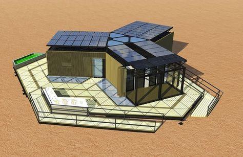 20 Stunning Energy-Efficient Homes in the 2011 Solar Decathlon!