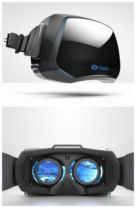Virtual reality is HERE! Find out how Oculus Rift could change your life? #spon #VirtualReality