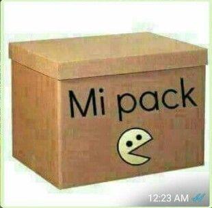 Pin by Val ;) on momos para contestar | Packing meme, Stupid funny memes,  Memes