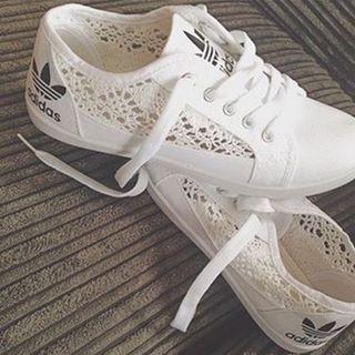 Épinglé sur Basket adidas femme