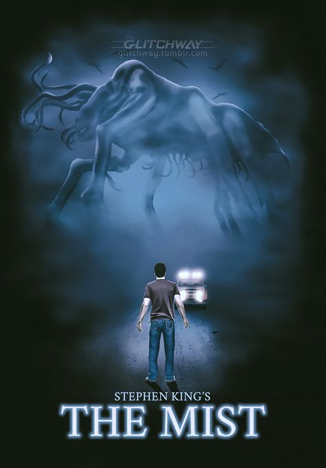 Stephen King�s �The Mist� Fan Poster ...found on tumbler