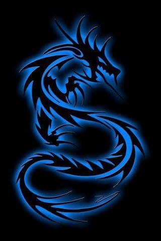 32 Gambar Naga Keren Untuk Wallpaper Blue Dragon Wallpaper Download To Your Mobile From Phoneky Download Free Download Re Di 2020 Gambar Naga Naga Gambar Serigala