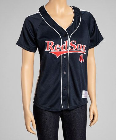 ... norway take a look at this black white boston red sox jersey women by  t.e.i. on ... ebf31012f17