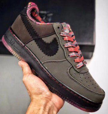 Air Force 1 Low Premium BHM SG | Retro shoes, Nike air force