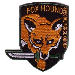 Foxhound The Fox And The Hound Metal Gear Metal Gear Solid