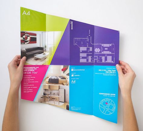 Condominium Brochure Design  Realestate    Brochures