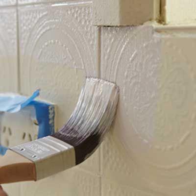 Banyo Ve Mutfak Fayans Boyama Ornekleri Ve Onerileri Evde Mimar Banyo Banyo Duzenleme Banyo Fayanslari