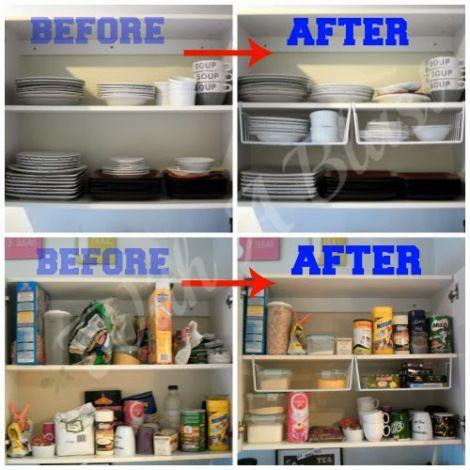 keukenkastjes organiseren - Google zoeken