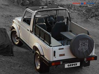 Pin On Maruti Suzuki Gypsy King
