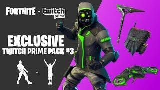 How To Get FREE TWITCH PRIME SKINS In Fortnite: Battle