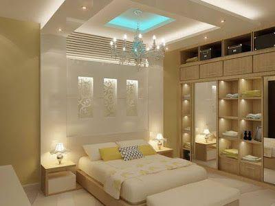 Modern Bedroom Ceiling Design 2019