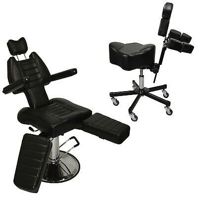 Details About Patented Tattoo Studio Hydraulic Ink Chair Stool Ergonomic Artist Equipment In 2020 Studio Equipment Studio Chairs Ergonomic Chair