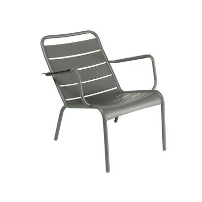 Luxembourg Lounge Stoel.Fermob Luxembourg Low Patio Chair In 2020 Patio Chairs Low
