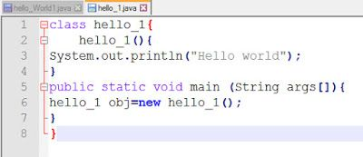 Java Language Hello World Program Hello In Languages Language