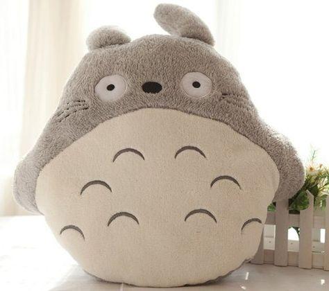 Mein Nachbar Totoro Plusch Decke Handwarmer Kissen In Einem 160 X