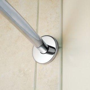 Curved Shower Rods Chrome 5 Curved Shower Rod Shower Rod