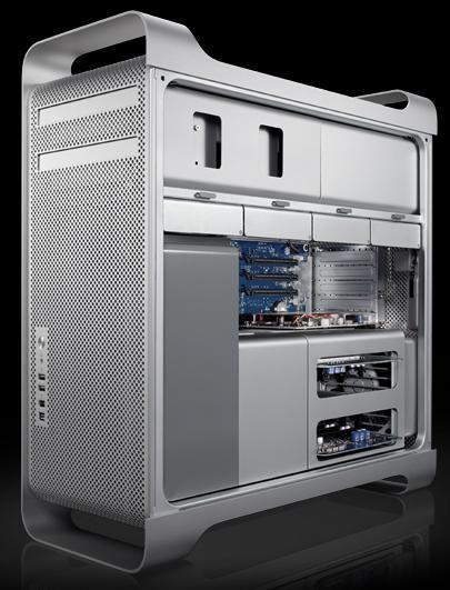 Apple Mac Pro 8 Core Computer With Two 2 8ghz Quad Core Intel Xeon Processors Imacpro Mac Pro Apple Computer Apple Design