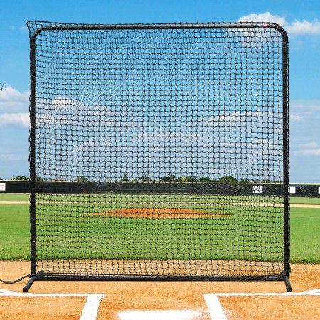 Baseball Screens Protective Pitching Screens Net World Sports Softball Training Hit Training Baseball