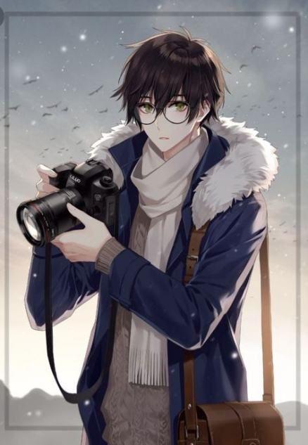 Glasses Boy Anime Guys 41 Ideas Anime Cute Anime Guys Anime Art