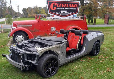 2017 Dodge Challenger R T Scat Pack Us Salvage Autos Pinterest