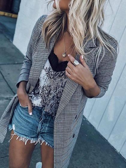 Womens Ladies Leopard Snake Print Oversized Boyfriend Summer Tunic T-Shirt Top