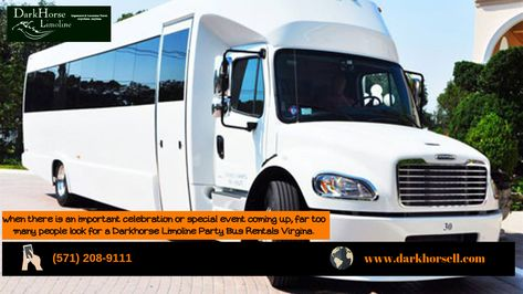 Luxury Limo service in Virginia