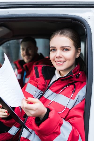 Want To Become An Emt Here S What You Need To Do Medical Technology Emt Medical