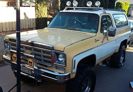 Light Bar Chevrolet Chevrolet Blazer Chevy Blazer K5