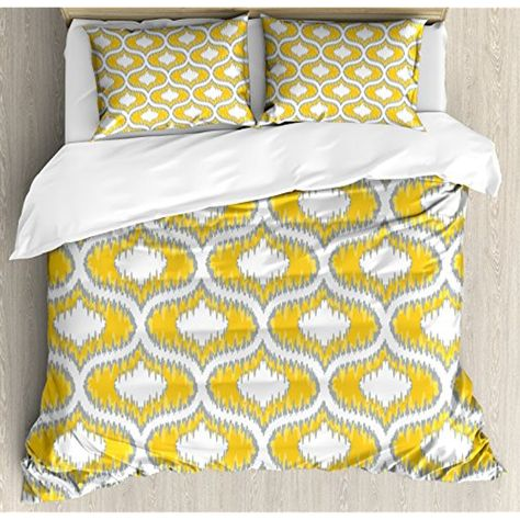 Mustard King Size Bedding Design Ideas