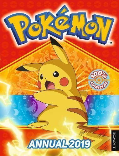 Book The Official Pokemon Annual 2019 Annuals 2019 Pdf Free