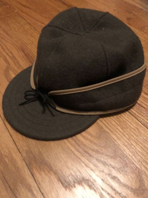 STORMY KROMER WOOL RANCHER HAT SIZE 7 5 8 IN EXCELLENT COND  9456e2ea0af