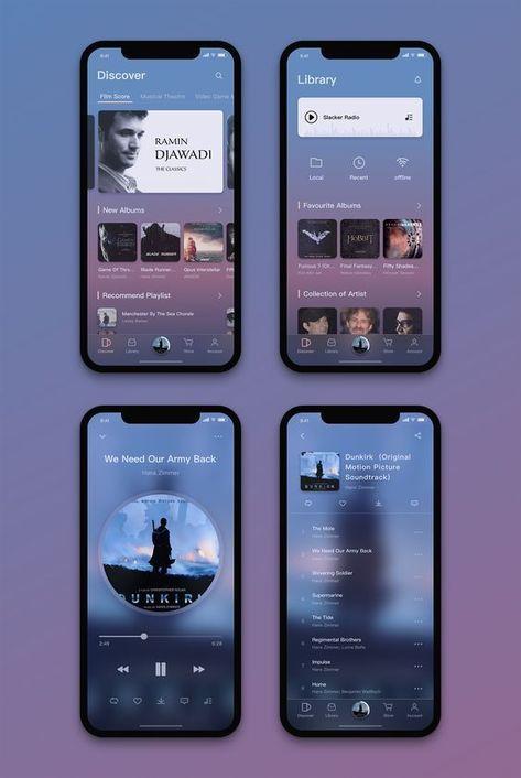 Dies ist unser täglicher Artikel zur Inspiration für das Design von iOS-Apps für unsere treue...
