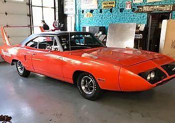 1970 Plymouth Superbird Colorado Muscle Car Dealer Colorado