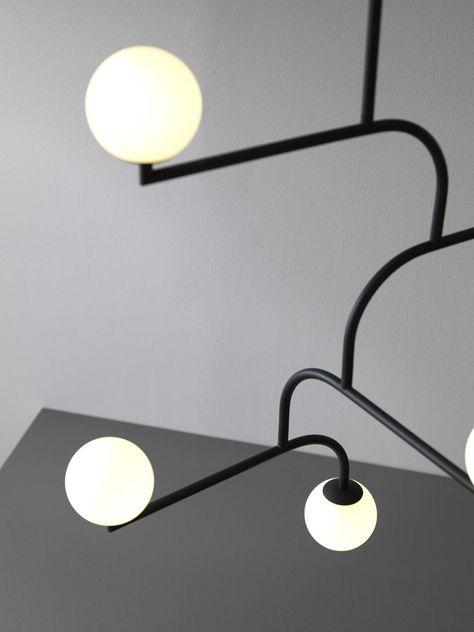 Phloc mobil monika mulder pendant light | Lamp design