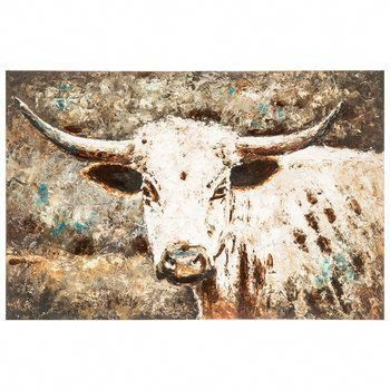 Watercolor Cow Canvas Wall Art Hobby Lobby Hobbylobbychristmas Cow Canvas Canvas Wall Decor Wall Decor Stickers