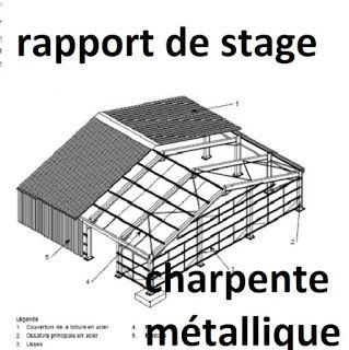 Exemple De Rapport De Stage Chez Un Bureau D étude Génie